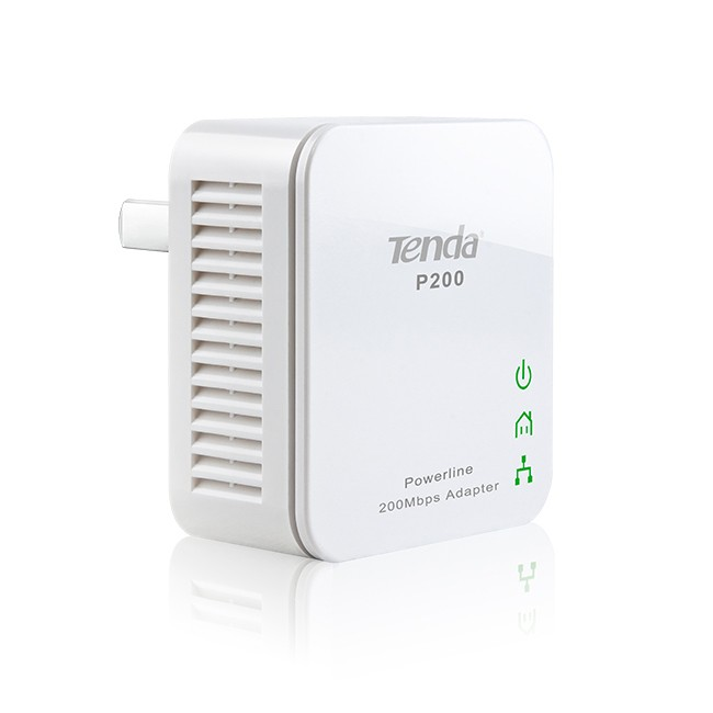 PowerLine 200 Mbps Tenda P200