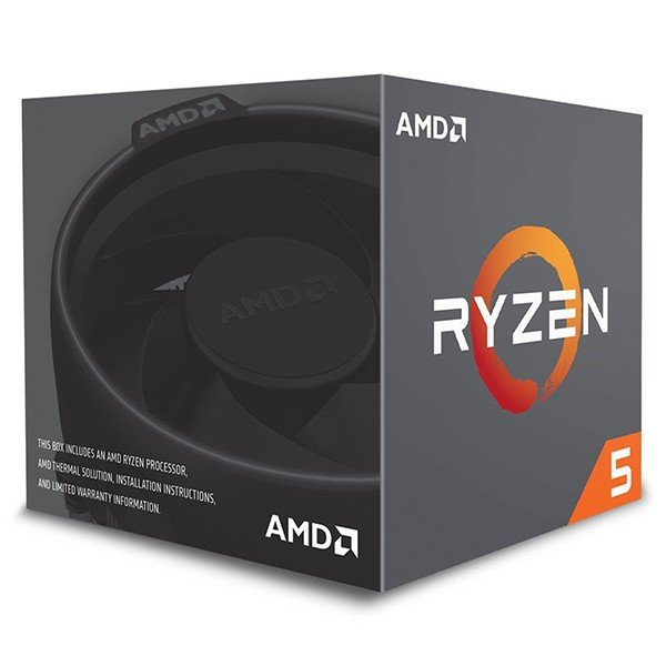Procesador AMD Ryzen 5 2600X 4.2GHz 16MB AM4