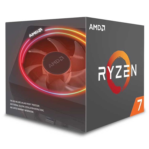 Procesador AMD Ryzen 7 2700X 4.3GHz 16MB AM4