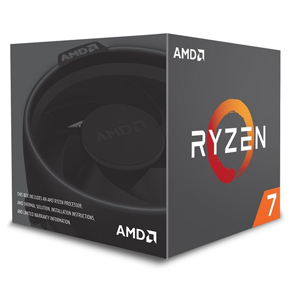 Procesador AMD Ryzen 7 2700 4.1GHz 16MB AM4
