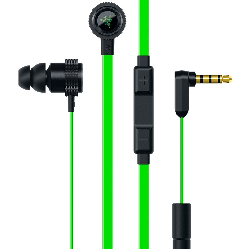 Auriculares Gaming In-Ear Razer Hammerhead Pro V2