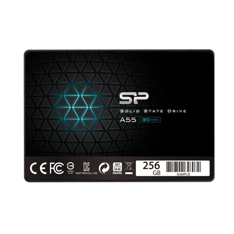 SSD 256GB Silicon Power Ace A55 7mm Sata3