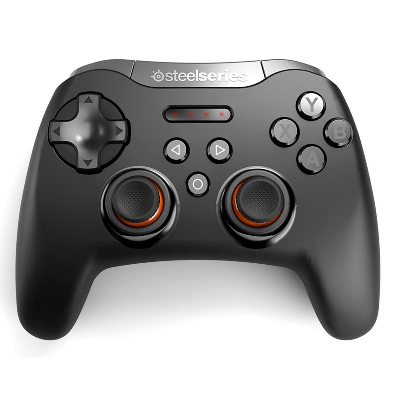 GamePad SteelSeries Stratus XL para Windows + Android