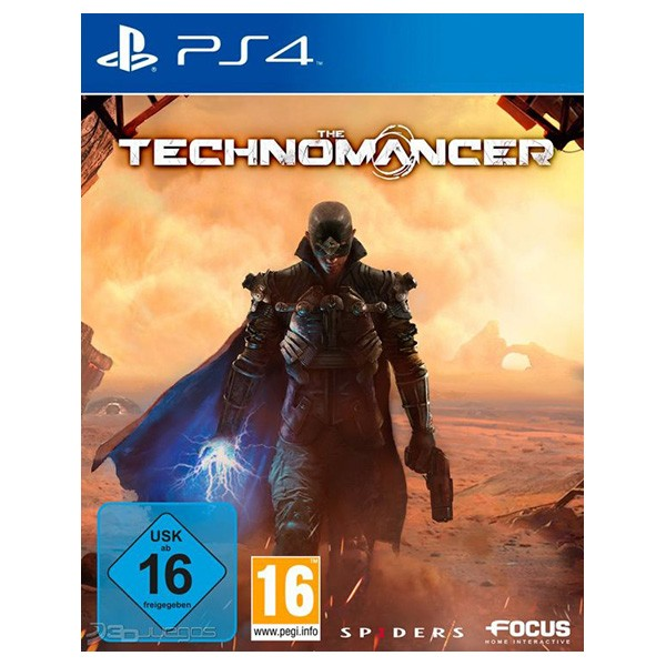 PS4 Juego The Technomancer