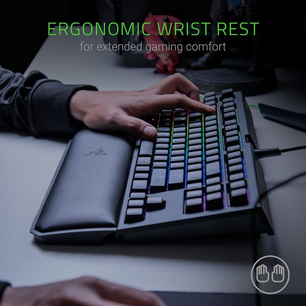 Teclado Mecánico Razer BlackWidow Chroma V2 Tournament Edition Negro