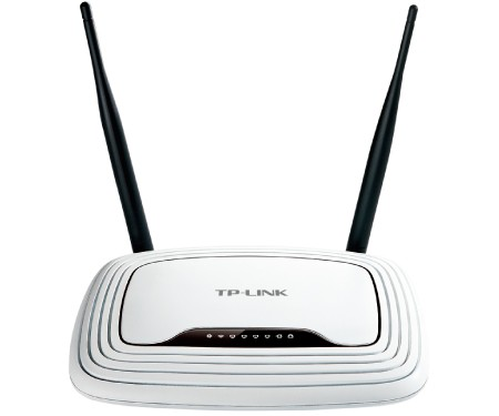 TP-Link Router Wifi TL-WR841N 300Mbps