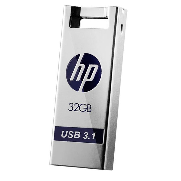 Pendrive 32GB HP X795W Metal USB 3.1