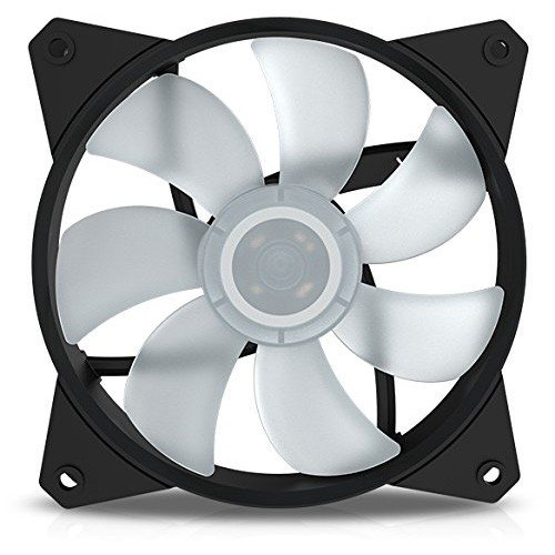 Ventilador PC Cooler Master MasterFan MF121L RGB 120mm