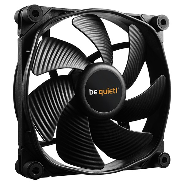 Ventilador PC Be Quiet! Silent Wings 3 PWN High Speed 120mm