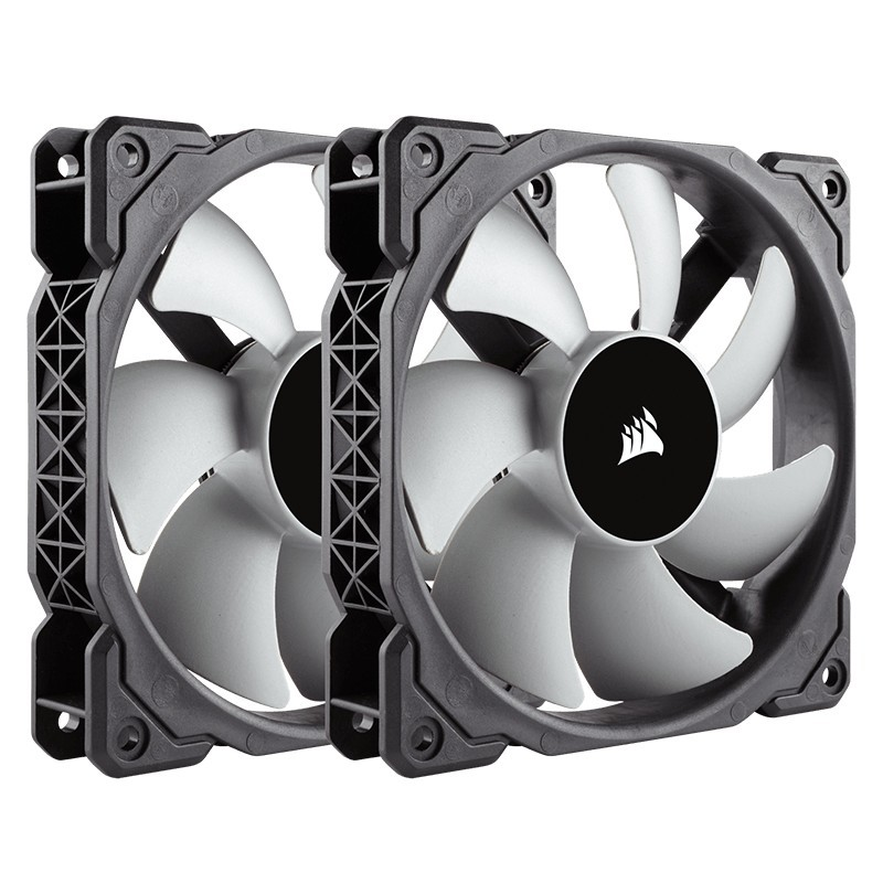 Ventilador PC Corsair ML120 Twin Pack 120mm Levitación Magnética
