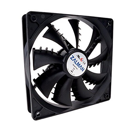Ventilador PC Zalman ZM-F1 PLUS(SF) 80mm