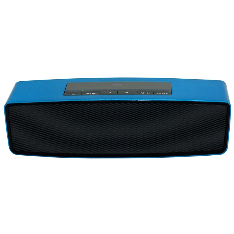 Altavoz Portátil Bluetooth Woxter Big Bass BT-10 Azul