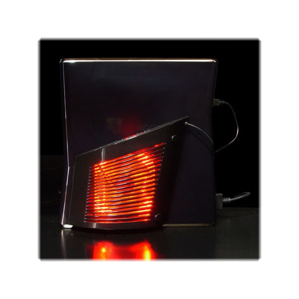 Xbox 360 Slim Fan Cooler XCM Wing Rojo