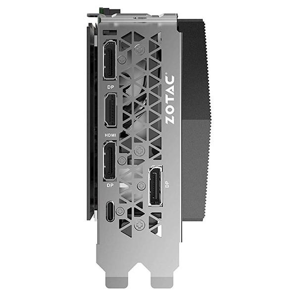 Tarjeta Gráfica Zotac GeForce RTX 2070 AMP Extreme Core 8GB GDDR6