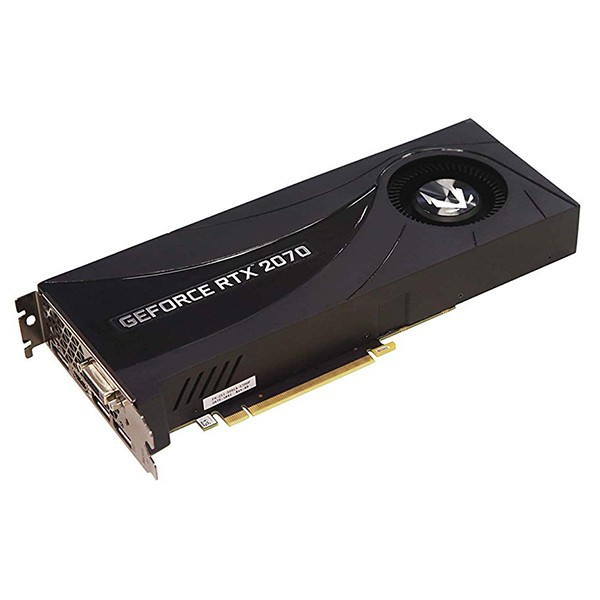 Tarjeta Gráfica Zotac GeForce RTX 2070 Blower 8GB GDDR6