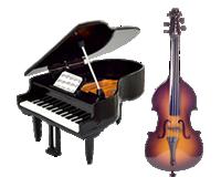 Mini instrumentos musicales