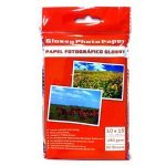 Papel Foto Glossy 180 G/m2 Pack 50 uds 4R (150 x 100mm)