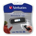 Pocket Card Reader Verbatim