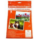 Papel Foto Glossy 180 G/m2 Pack 20 uds A4 (297 x 210mm)