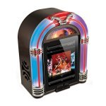Altavoz Retro Ion Jukebox Dock iPad / iPhone / iPod