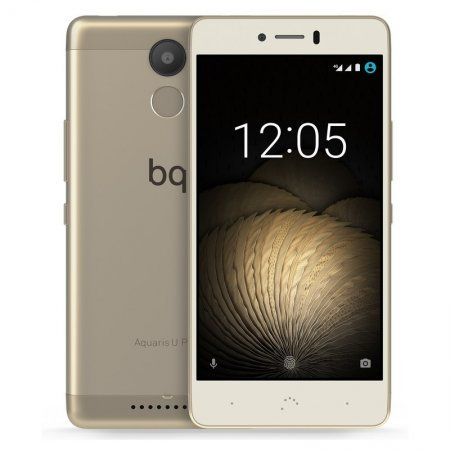 BQ Aquaris U Plus 16+2GB Gold
