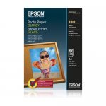 Epson Papel Foto Glossy 200 G/m2 A4 Pack 50 uds
