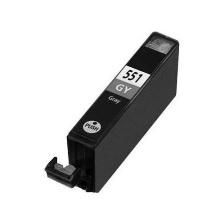 CLI-551GY XL Compatible Ink Cartridge (Grey)