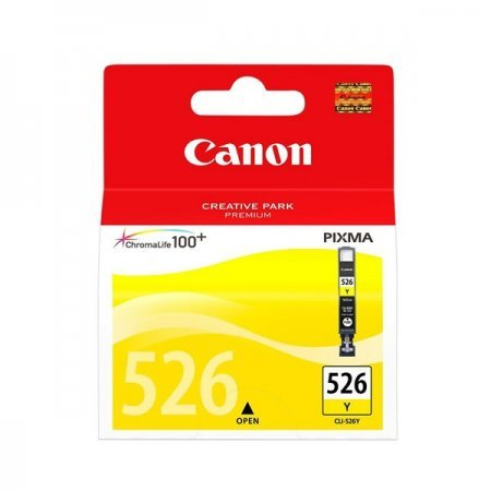 Canon CLI-526Y Original Inkjet Cartridge Yellow
