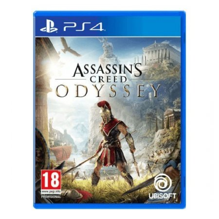 PS4 Juego Assassin\'s Creed Odyssey