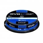 DVD+R DL 8X Intenso Double Layer Cake 10 pcs