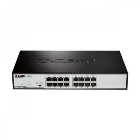 D-Link DGS-1016D Switch 16 Puertos 10/100/1000Base-T