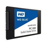 Disco Duro SSD 500GB WD Blue