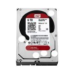 "3.5"" Disco Duro 6TB WD Nas Red WD60EFRX SATA3 64MB"