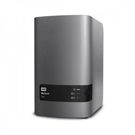 Disco Duro Externo USB 3.0 6TB WD My Book Duo