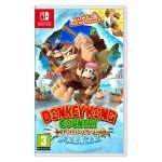 Nintendo Switch Juego Donkey Kong Tropical Freeze