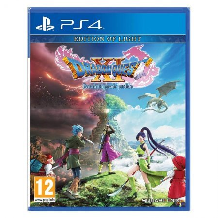 PS4 Juego Dragon Quest XI Edition Of Light