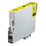 T0554 Compatible Ink Cartridge (Yellow)
