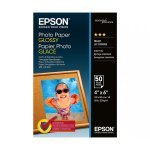 Epson Papel Foto Glossy 200 G/m2 Pack 50 uds 10 x 15