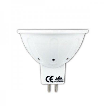 Foco led bajo consumo 3w 6400k mr16 225lum serie a5 mr16 - Halogenos led bajo consumo ...