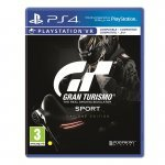 PS4 Juego Gran Turismo Sport Day One Edition