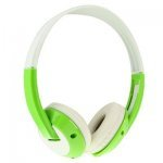 HIFI Headphones Crank Green - White