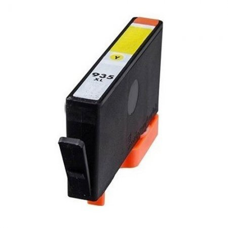 HP935XL (Amarillo) Cartucho de Tinta Compatible
