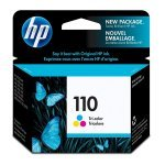 HP 110C Cartucho de Tinta Original Tricolor
