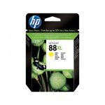 HP 88 XL Cartucho de Tinta Original Amarillo