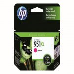 HP 951XL Cartucho de Tinta Original Magenta