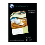 HP Papel Professional Mate 180 g/m2, 100 Hojas A4