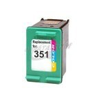 HP351XLC (Color) Cartucho de Tinta Compatible