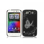HTC Sensation XL X315e Hardcase Butterfly Black