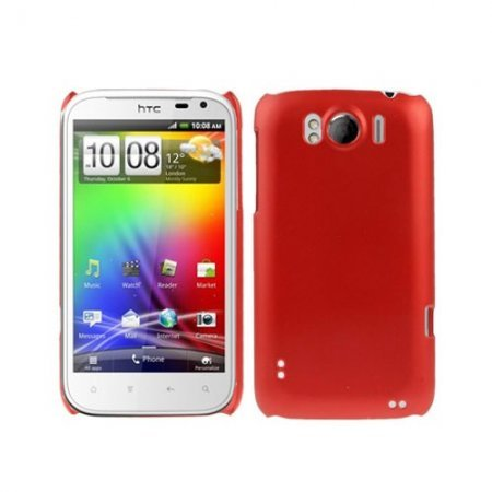 HTC Sensation XL X315e Hardcase Red