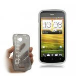 HTC One S Z520e TPU Case Translucid